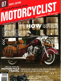 Read the Pirelli Angel GT test review by Australian Motorcyclist