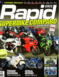 Read the Pirelli Angel GT test review by Rapid Bikes