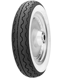 Avon Gangster Whitewall tyre for retro cruiser and custom. MT90-16 (74H) 130/90-16 White Wall tires