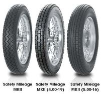 Avon Safety Mileage AM7 Block Pattern rear tyre