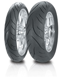Avon Cobra Motorcycle Cruiser Tyres to suit Harley Davidson, Triumph Rocket 3, Victory and many other cruisers