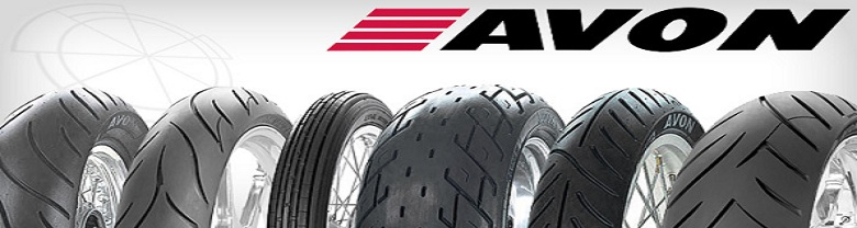 Avon Motorcycle & Cruiser Tyres Sydney/Australia - Avon Cobra - Whitewall - Roadrider AM26 - Speedmaster AM7 - Saferty Mileage AM7 delivered Australia-wide