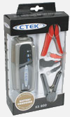 CTEK XS800 battery charger is Ideal for maintaining your motorcycle battery in optimum condition all year around
