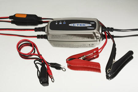CTEK XS-0.8 Battery Charger, the XS800 is ideal for your Motorcycle, Scooter, ATV, Quad Bike, Jet Ski, Snowmobile, Boat & Car - Price $72.38