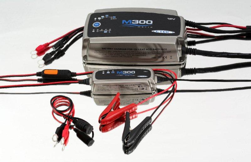 CTEK M300 12V 25A Marine Battery Charger - Price $461.23 FREE Freight