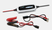 CTEK XS 0.8 battery charger, Ideal for maintaining & extending your motorcycle, Jet ski & ATV  battery life