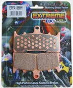 EBC Extreme Pro Brake Pads, Perfect for Street & Racing
