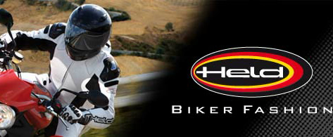 Buy Held motorcycle gear at Balmain Motorcycle Accessories