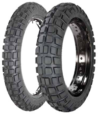 Kenda K784 and K784F Big Block dual sport tyres