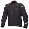 Macna Myth Black Motorcycle Jacket