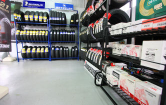 Large selection of Bridgestone Metzeler Michelin & Pirelli Motorcycle Tyres at Competitive Prices