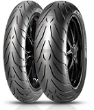 Pirelli Angel GT tyres to suit sports touring bikes including Kawasaki GTR1400, Honda ST1300, Yamaha FJR1300