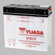 Yuasa 51814 BMW motorcycle battery cost price $159.00 suits BMW R90, R90ST, R80, R80ST, R800, R800ET, R800GS, K75, K75S, R65, R65GS, R60, R60LS - Lavarda 750