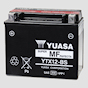 Yuasa YTX12-BS  VRLA MF battery discounted price $159.00 to suit Yamaha YZF600R YZF750R TDM850 - Triumph TT600 Bonneville, America 800, Speed triple, Speedmaster, Scrambler - Suzuki GSF1200 Bandit, TL1000S, GSX-R1000, VZ800 VL800 Intruder, GSXR750, SV650 - Kawasaki ZX900 ZX9R, VN800, ZX750 ZX7, ZR750, Ninja 650R, ZZR600, ZX600 Ninja ZX6 - Honda CBX1100XX, VTR1000F Super Hawk, CB1000, VFR800, VFR750, VF750, TRX200 SX & ES, TRX250 FourTrax Recon & ES,  - Aprilia RSV-1000 Mille R & SP