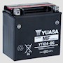 Yuasa YTX14-BS VRLA MF battery discounted price $169.00 to suit Truimph Daytona 955i, Speed Triple, Sprint ST - BMW R1200GS, F800, F800S & F800ST - Kawasaki ZX12R , ZZR1200, ZRX1200R, ZX1100, Ninja ZX11 - Suzuki SV1000 S, DL1000 V-Storm - Honda ST1100, VT1100C Shadow, VT750, GL15000, VTX1300 Battery - Hyosung 250 Free rider, Comet GT250, GV-250 Aquila, 600 Comet, GT650 Comet - Husqvarna 610 - YTX14L-BS to suit Harley Sportster 1200 XL/XLH Yuasa battery price $185