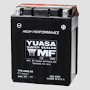 Yuasa YTX14AHL-BS - YTX14HL-BS MF battery discounted price $195.00 high performance battery suits Kawasaki VN750-A Vulcan, Honda CBR1000F, Kawasaki KL650-A, KLR, Suzuki GSX-R750, GSX-R1100, Suzuki LS650 Savage, Boulevard S40, Yamaha XS650, FJ1100, FJ1200, FZR1000, XS750, XS850 - Truimph 885 Speed triple, Tiger & Trophy, Truimph 900 Adventure Daytona Legend TT Speed triple T509 Sport Spint Trophy Super III, Truimph 955 Daytona Tiger & Daytona, 1000 Daytona, 1200 Trophy & Daytona