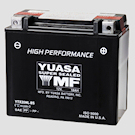 YTX20HL-BS MF battery discounted price $215.00 SAVE $40.00 on high performance Yuasa battery - Yuasa YTX20L-BS & YTX20L-BS $189.00 Save $30.00 to suit Harley Davidson FLST, FXST, FXD, XL, XLH, Fat Boy, Sportser, Softail, Dyna - GL1800 Gold Wing - Honda VTX1800 - VF1100 - CBX1000 - Triumph Rocket III 3 -  Kawasaki KZ1000 - Yamah Road Star battery