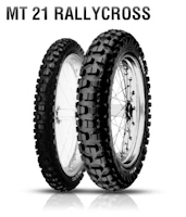 Pirelli MT21 Rally Cross Tyre